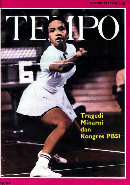 Indonesia's Tempo magazine first edition, published on March 6, 1971