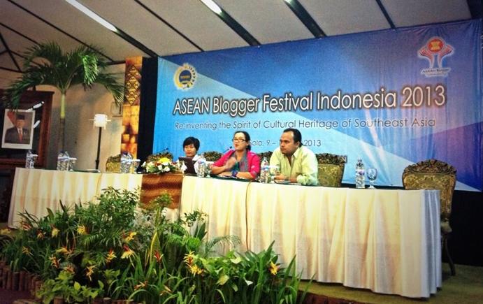 ASEAN Blogger Festival 2013, Solo, Central Java