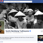 Indonesia President SBY's Facebook Page