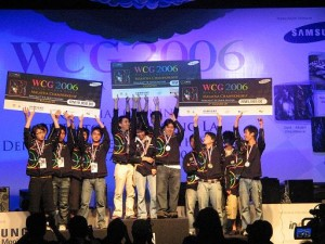 WCG 2006 Warcraft 3 Winners